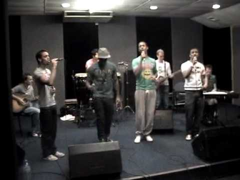 JLS - Beautiful Girls | Stand By Me - Rehearsal !
